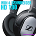 4 lucky winners to get brand new Sennheiser HD 180 Closed Back Headphones
