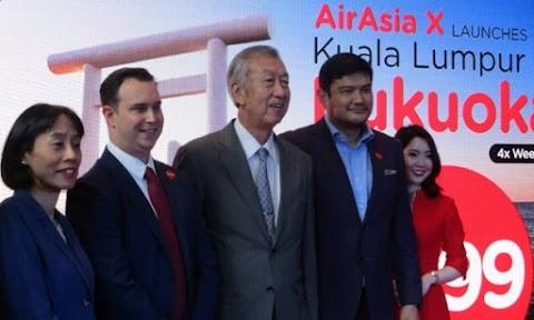 【航空资讯】亚航新航线 AirAsia new route| 吉隆坡飞往日本福冈 KL to Fukuoka 促销价从RM199起!