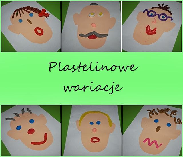 zabawy plasteliną dla przedszkolaka