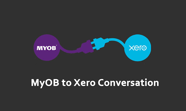 Myob to Xero Migration
