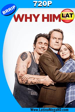 ¿Por qué él? (2016) Latino HD 720p ()