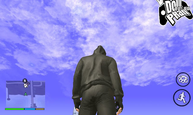 Ultra HD clouds textures mod for gta sa android