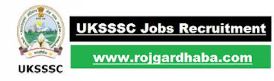 uksssc-uttarakhand-subordinate-service-selection-commission-jobs