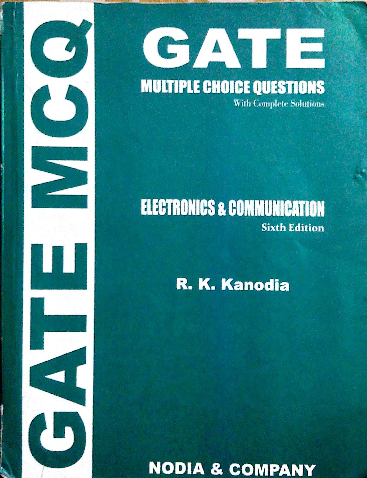 Gate Exam Books For Ece Pdf
