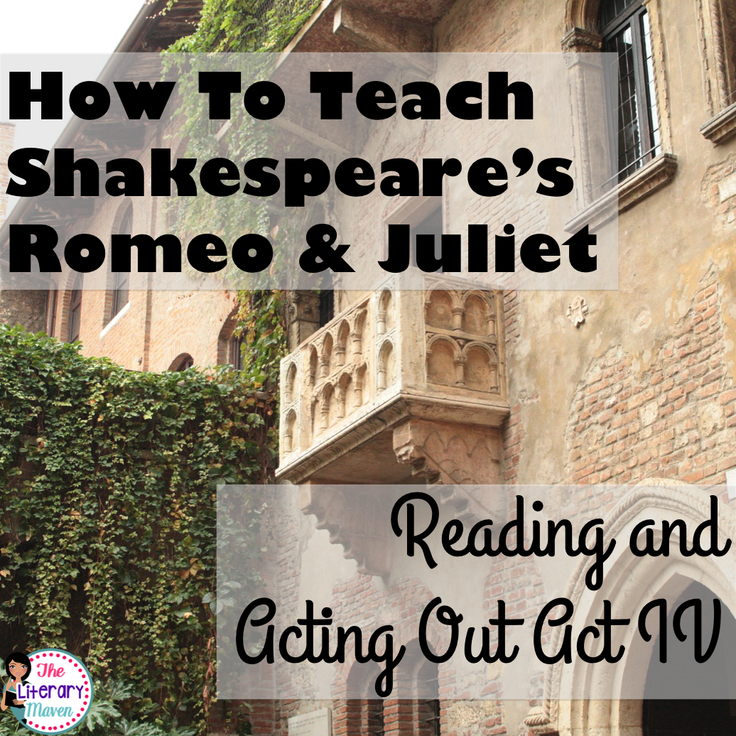 stage directions examples in romeo and juliet