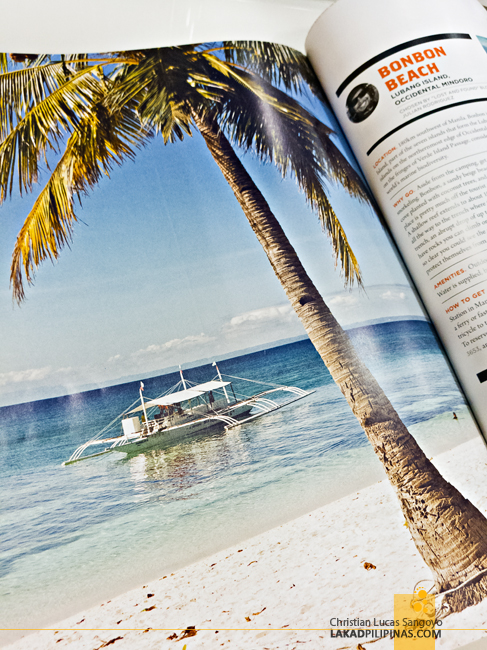 Inflight Traveler's Top Campsites in the Philippines