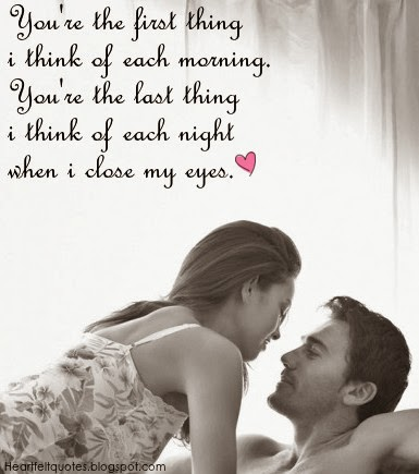sincere love quotes for him