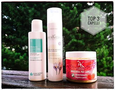 Top 3 Haircare Products Summer 2017 - Top 3 Prodotti per la cura dei capelli Estate 2017