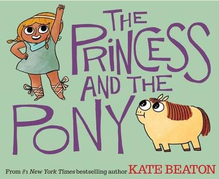 The princess and the pony book review by Grade ONEderful