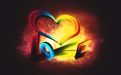 multi-color-Love-hd-widescreen-wallpaper