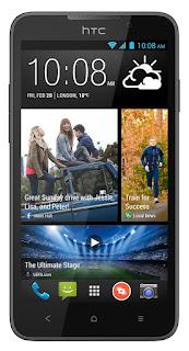Cara Reset HTC Desire 516 Dual SIM Lupa pola & Password