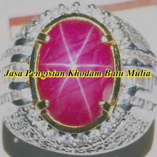 Jasa Pengisian Khodam Batu Mulia