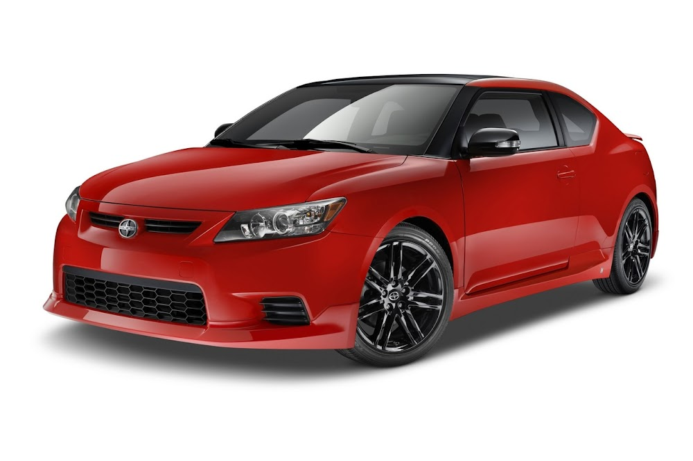 2013 Scion tC RS 8.0 price