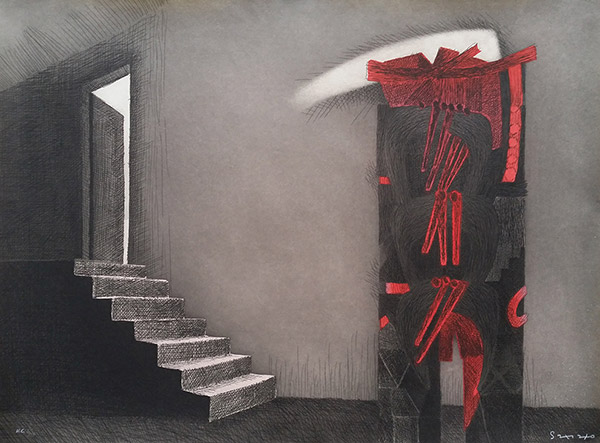 Resultado de imagen para fernando de szyszlo pinturas