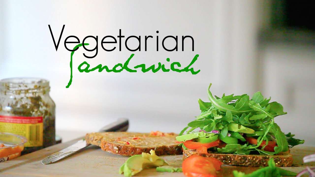 Vegetarian Sandwich, Vegetables, Food, Healthy, Raw Food, Tanvii.com