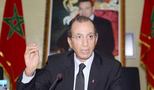 إعفاء محمد حصاد وزير التربية الوطنية