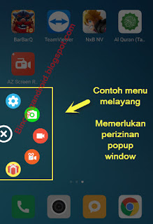 Mengaktifkan Display popup windows permission di hp android xiaomi (all version)