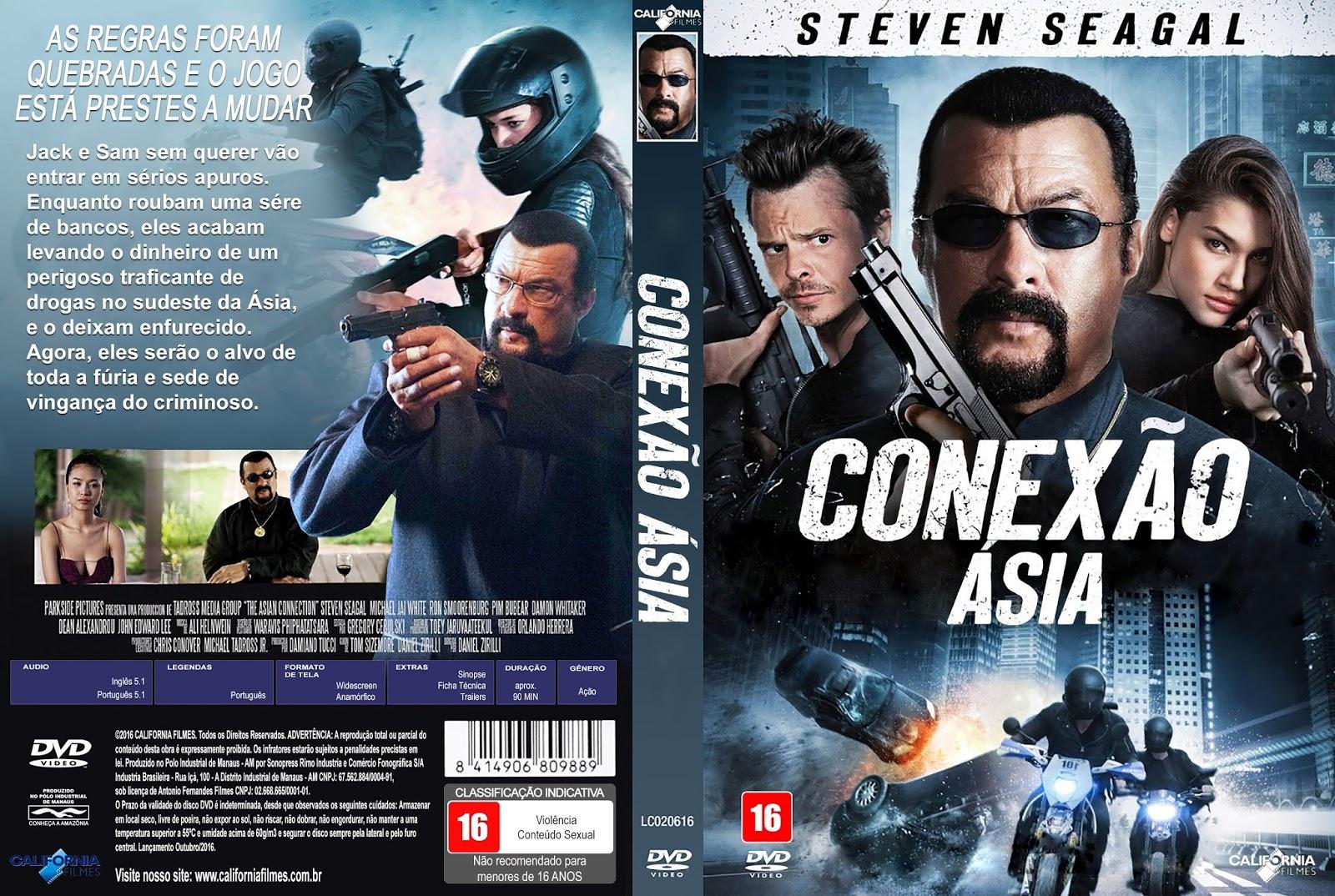 Download Conexão Ásia DVD-R
