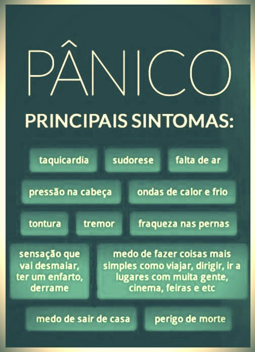 Síndrome do Pânico