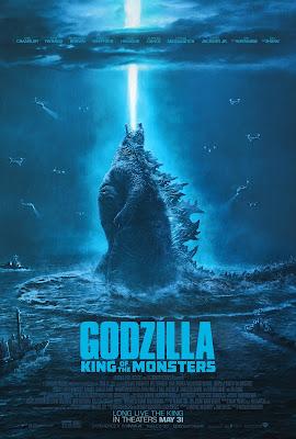 Godzilla King of the Monsters 2019 Dual Audio HDRip 480p 400Mb