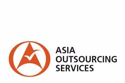Lowongan PT. Asia Outsourcing Services Pekanbaru September 2018