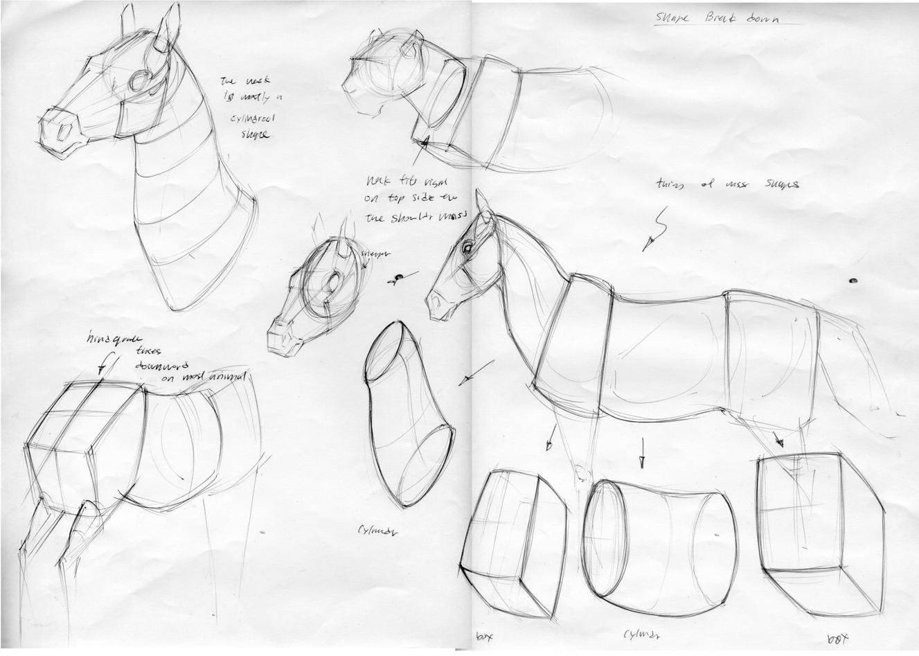 "Concept Design Academy: ""Animal Anatomy"" with Jonathan Kuo"