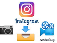 Cara Download Foto Dan Video Instagram Dengan mudah
