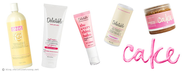 Favourite Five Canadian Beauty Brands Cake Beauty