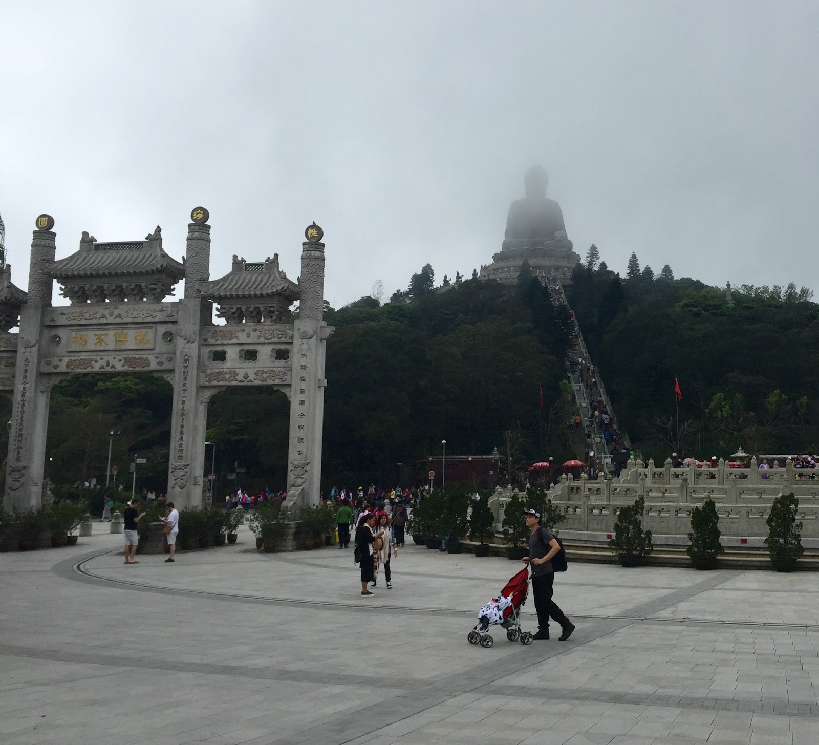 Hong Kong travel diary blog vlog ngong ping
