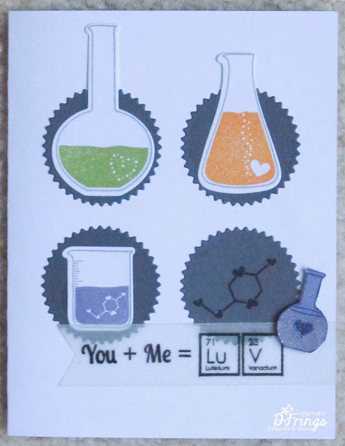 You & Me Chemistry - Photo by Deborah Frings - Deborah's Gems