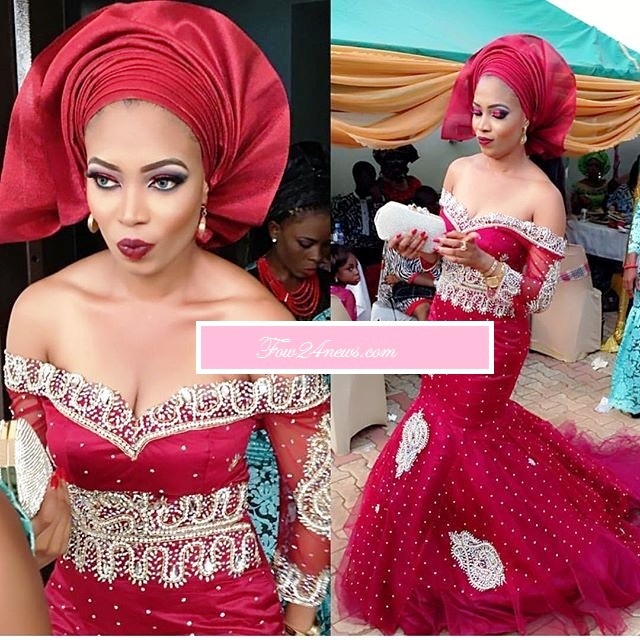 This Igbo Traditional Wedding Outfit Is One To Crave ForGorgeousness Overdose Edo Bridal Inspirational LookbookProposing An Lady Means