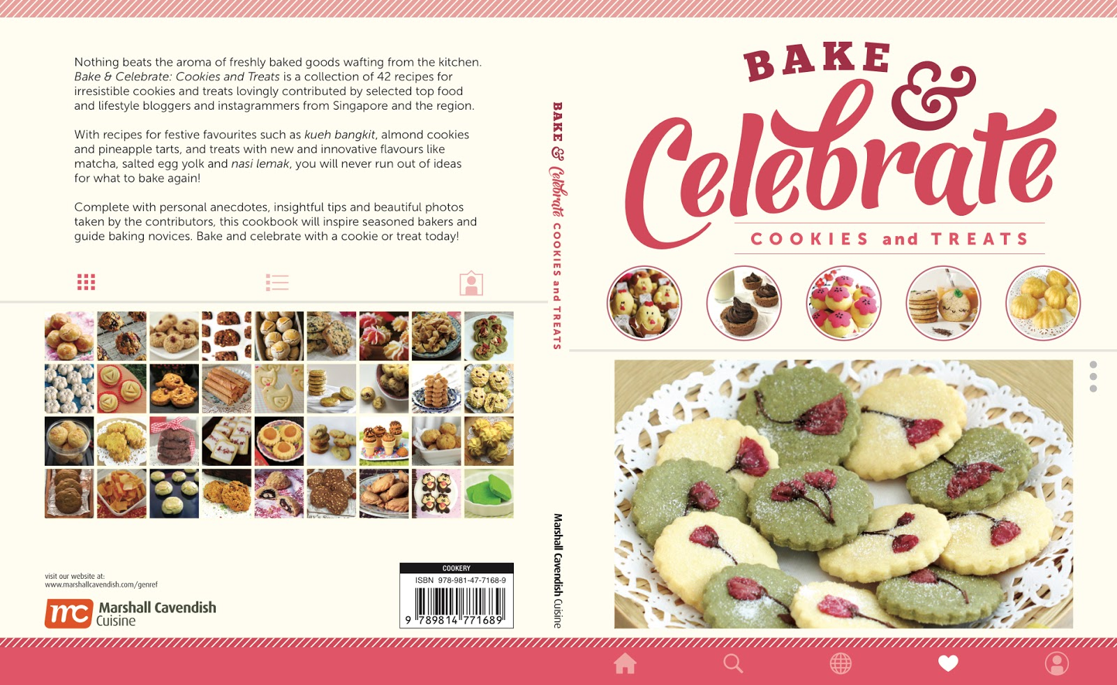 Miki\'s Food Archives : Bake & Celebrate : Cookies and Treats ...