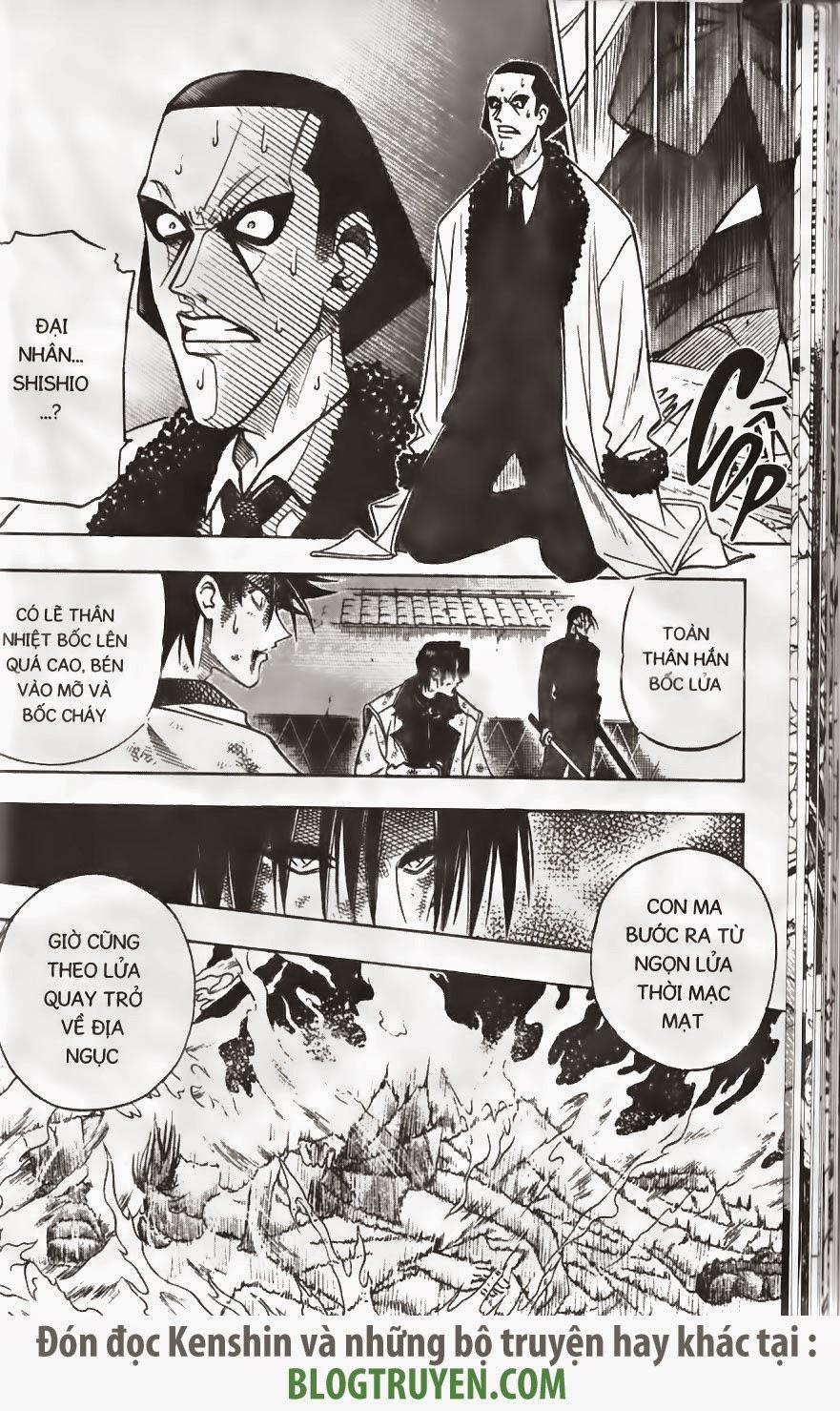 Rurouni Kenshin chap 145 trang 16
