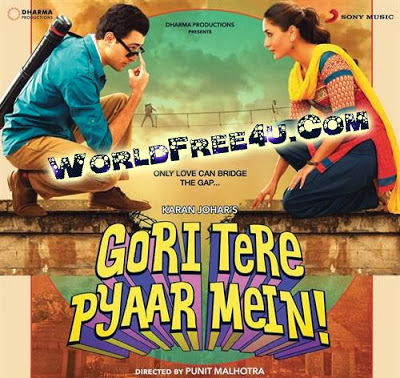Poster Of Gori Tere Pyaar Mein (2013) All Full Music Video Songs Free Download Watch Online At worldfree4u.com