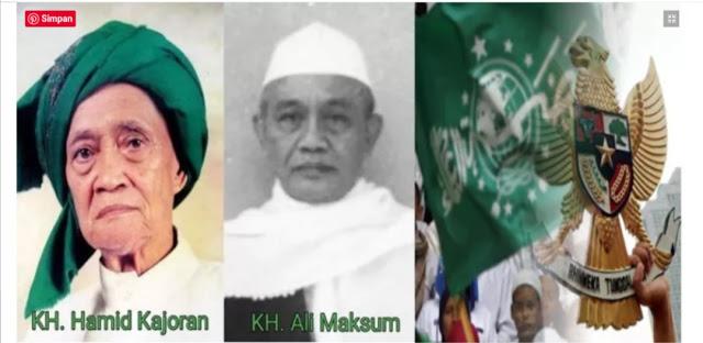 KH Ali Maksum Menangis Saat KH Hamid Kajoran Jelaskan Makna Pancasila