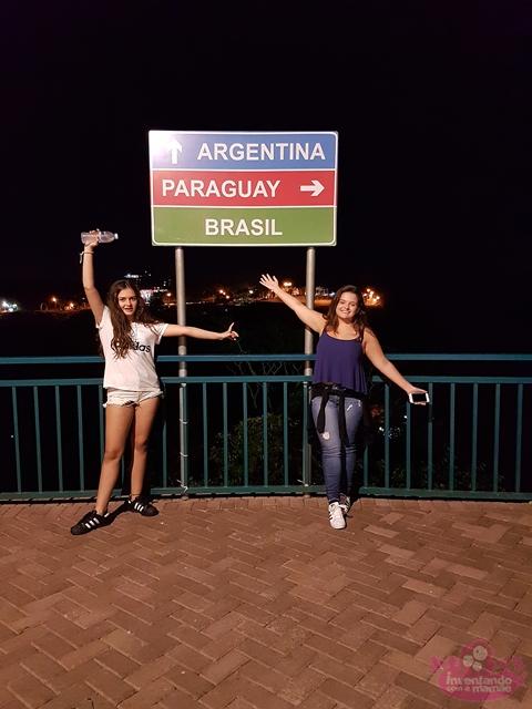 O que fazer em Foz do Iguaçu com adolescentes