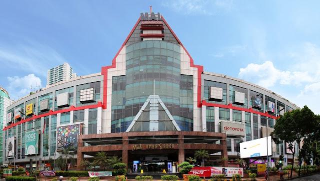 Cara Naik Kereta KRL Commuter Line ke ITC Kuningan City - Mall Ambasador