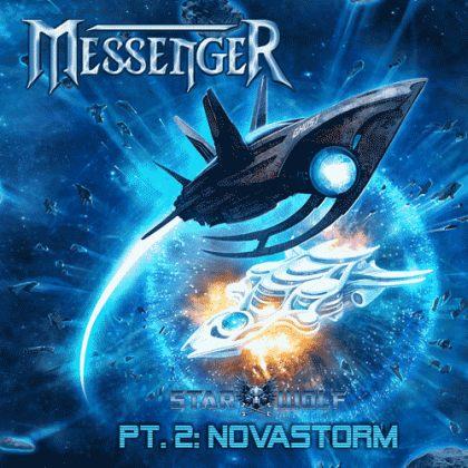 """Το lyric video των Messenger για το τραγούδι """"Captain's Loot"""" από το album """"Starwolf - Pt. 2: Novastorm"""""""