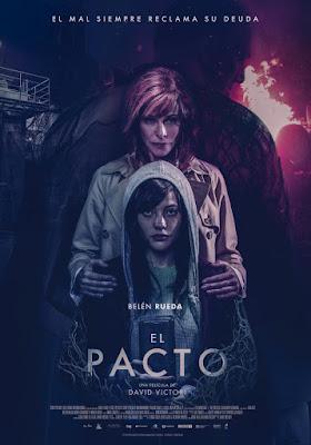 El Pacto 2018 DVD R2 PAL Spanish