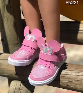 koke girls zapatos de conejita agambame