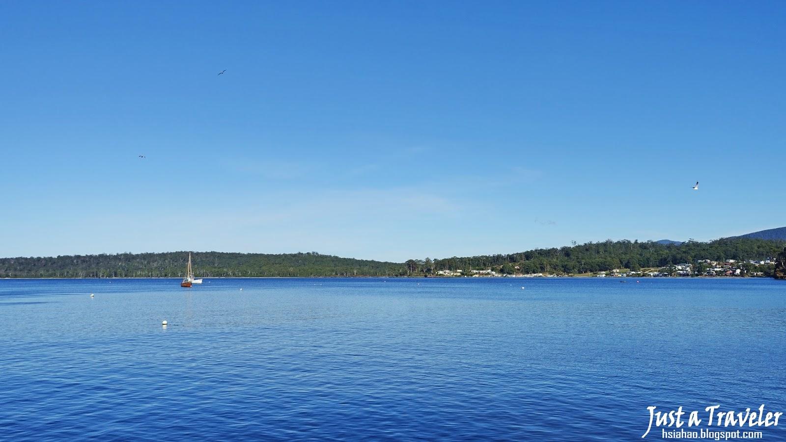 塔斯馬尼亞-南部-景點-推薦-南港-South-Port-旅遊-自由行-澳洲-Tasmania-Tourist-Attraction-Travel-Australia