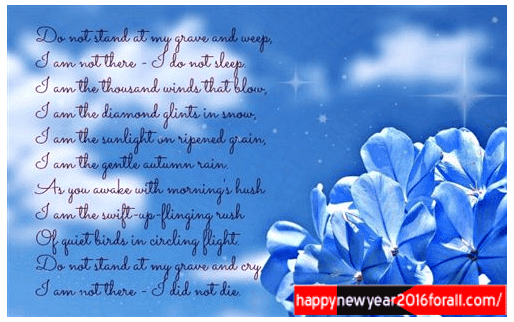 Happy New Year Poems