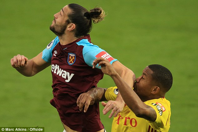 Andy Carroll must be stopped before he does real damage