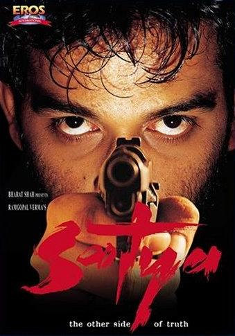 Satya (1998) Movie Poster