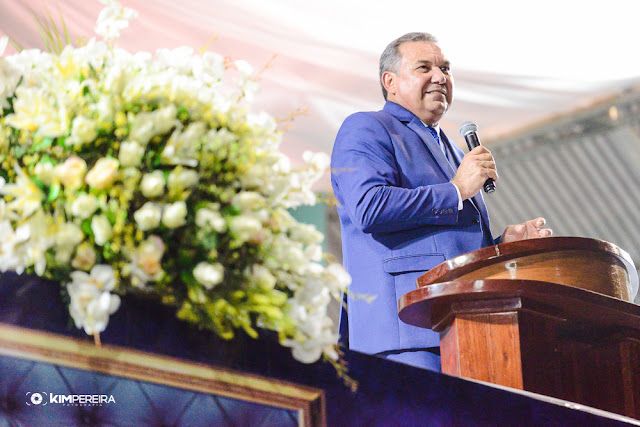 5ª Noite da 11ª Edição do Chapadinha para Cristo 2018, com a presença do Pr. Washington Luis