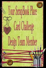 Your Scrapbook Place Card Challenge