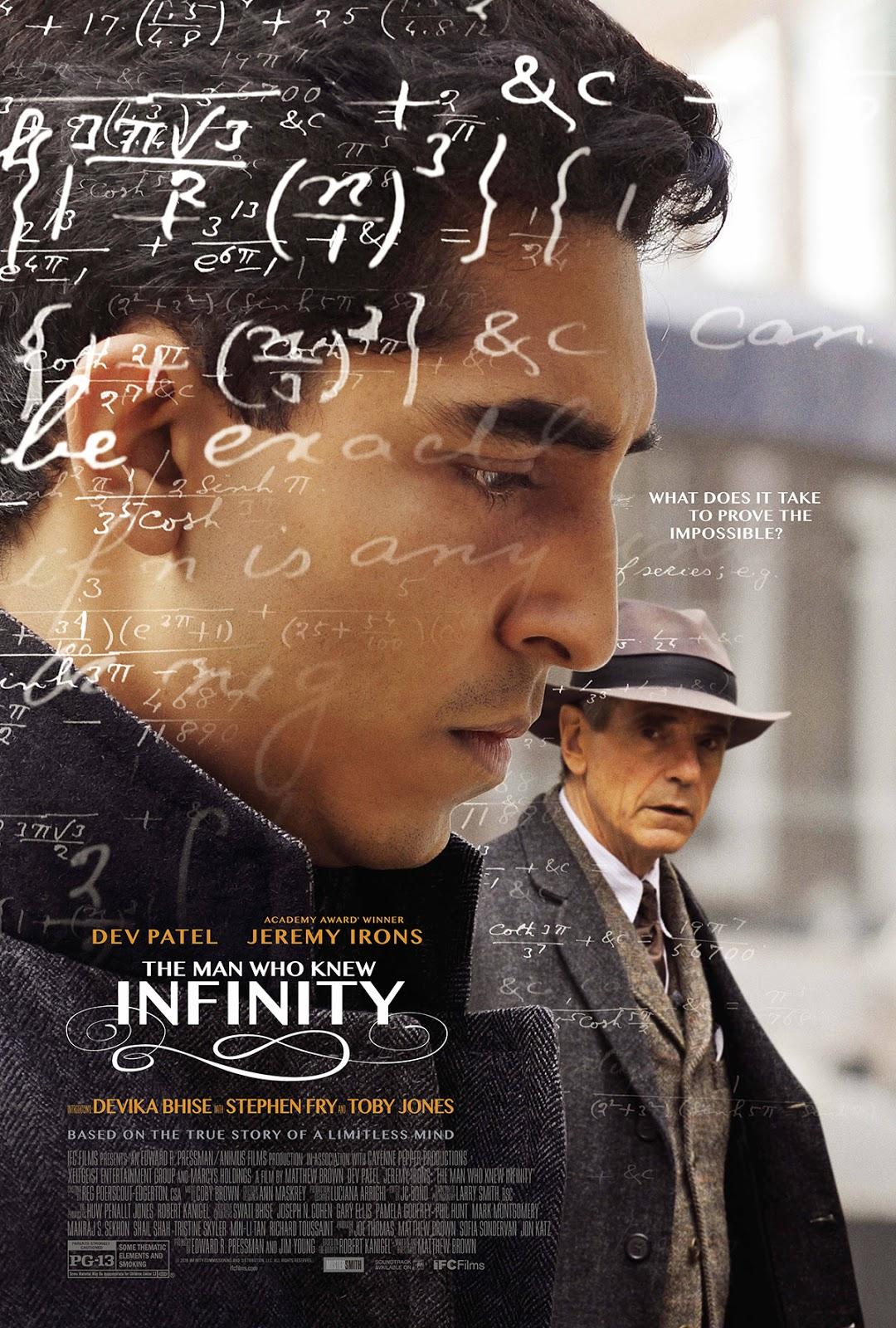 O Homem que viu o Infinito