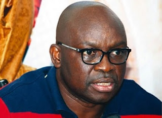 Gov. Fayose Goes On Strike Over Worker 5 months Unpaid Salary