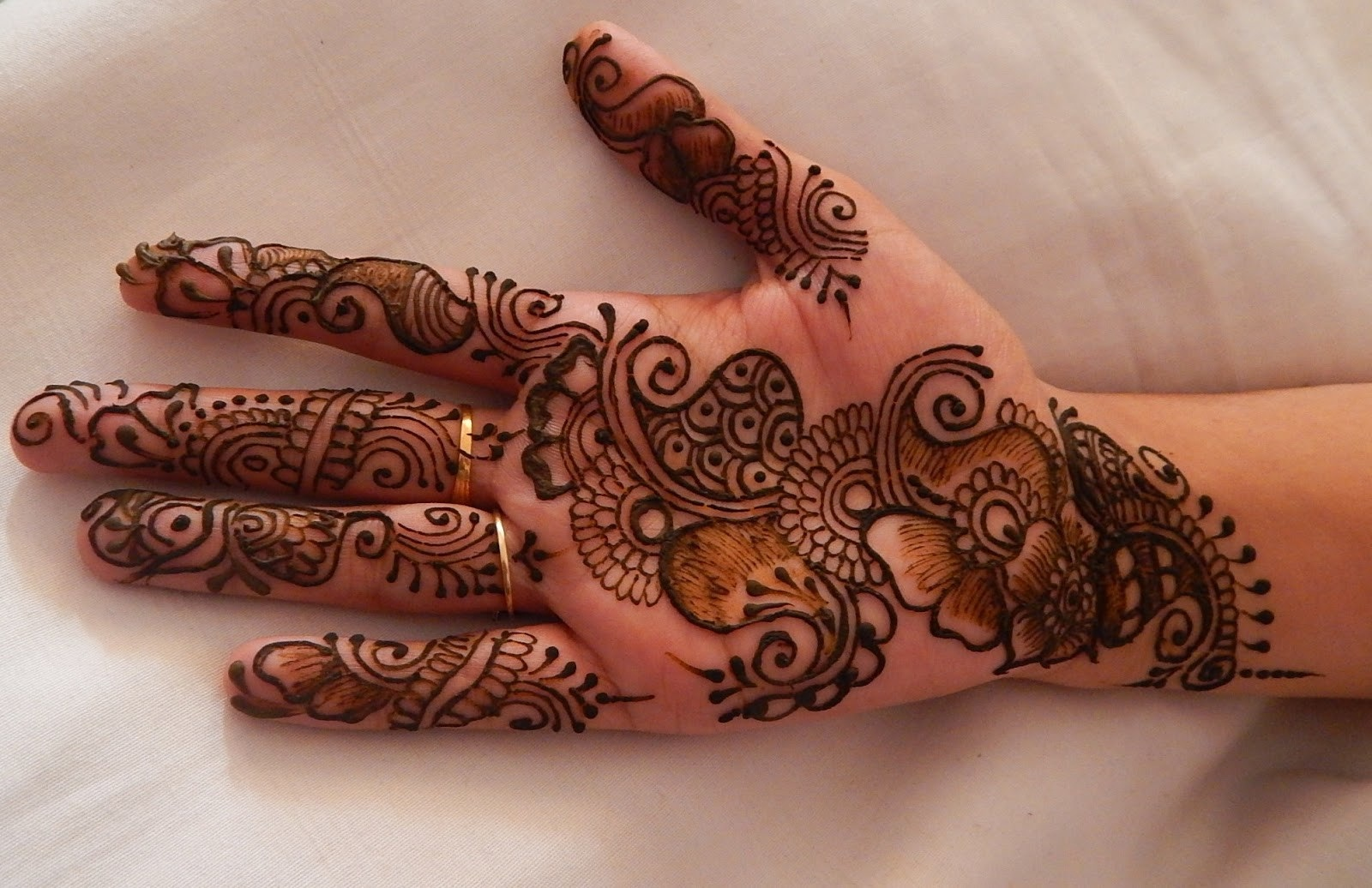 top 24 simple and latest mehndi design images 20172018