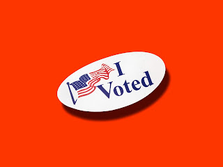 votingsticker-1016827568-1 Midterm elections 2018 in USA : between changes and confirmations